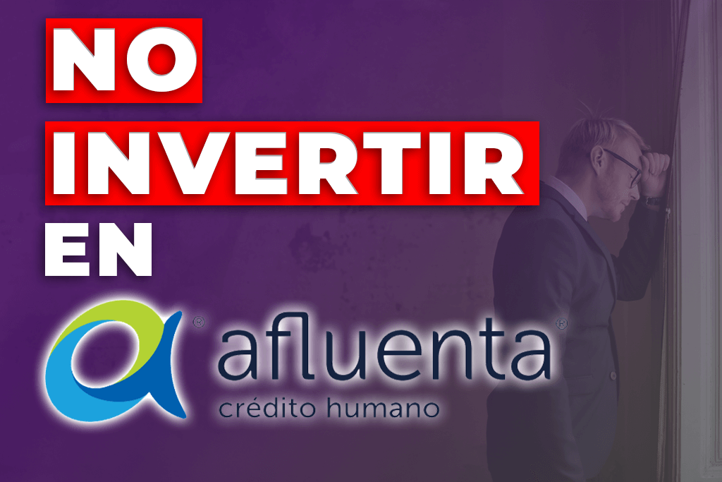 NO INVERTIR EN AFLUENTA