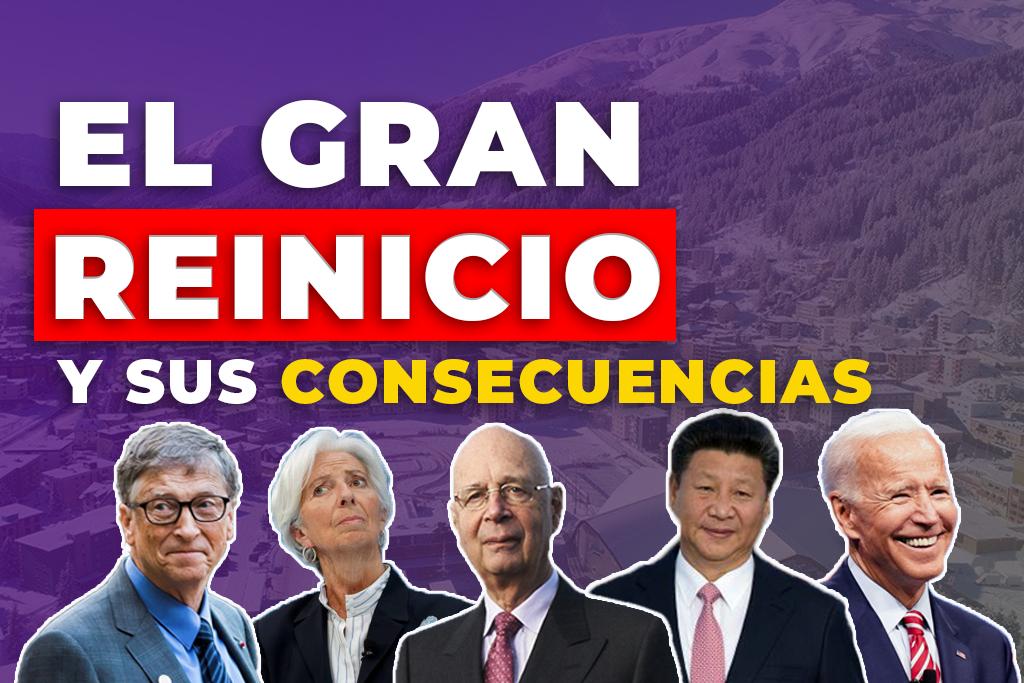 EL GRAN REINICIO ECONÓMICO