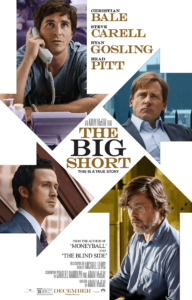 Película The Big short: La Gran Apuesta (2015)