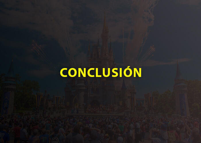 Conclusión Invertir En Disney