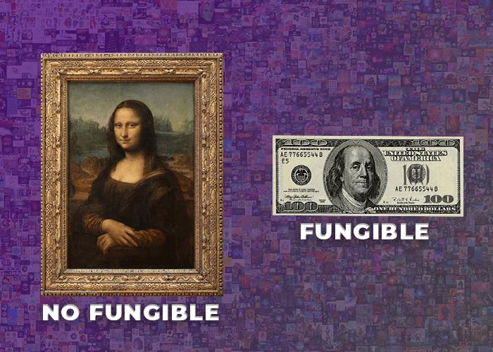 Fungible VS No Fungible