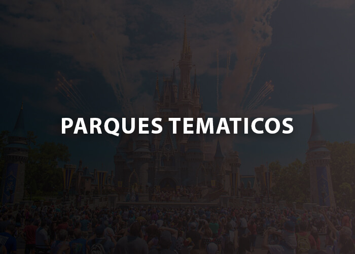 PARQUES TEMATICOS DISNEY