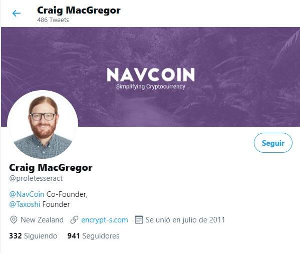 Craig MacGregor