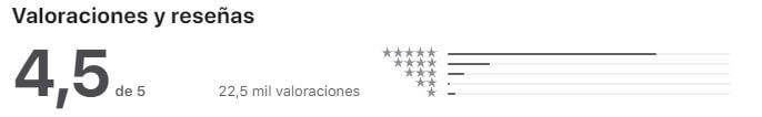 Opiniones Coinbase iOS